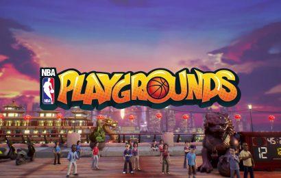 NBA Playgrounds é anunciado para todos consoles