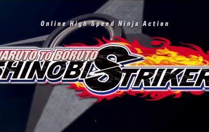 UPDATE: Naruto to Boruto: Shinobi Striker é o mais novo jogo de Naruto