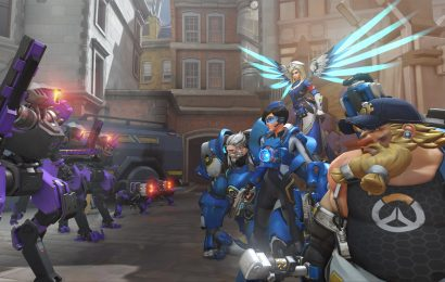 Uprising é o mais novo evento limitado de Overwatch