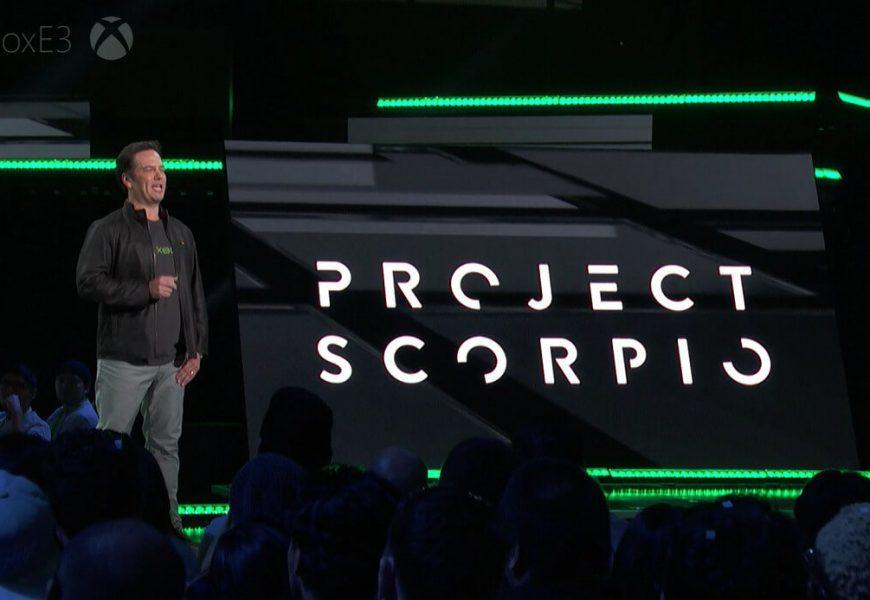 Xbox Scorpio: Lançamento, notícias, jogos, especificações e tudo o que sabemos
