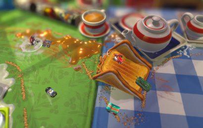 Micro Machines World Series ganha trailer focado no caos do multiplayer