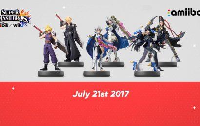 Confira os novos Amiibos anunciado pela Nintendo