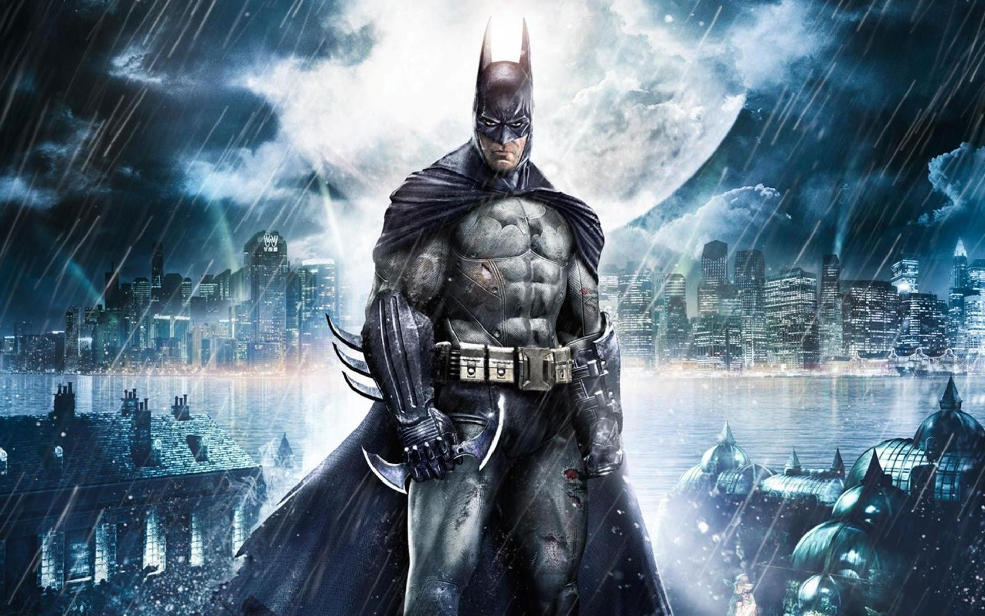 Foto de EPIC Store está dando 6 jogos de Batman de graça! Corre!