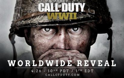 Call of Duty: WWII ganha seu primeiro trailer, data de lançamento e volta às origens