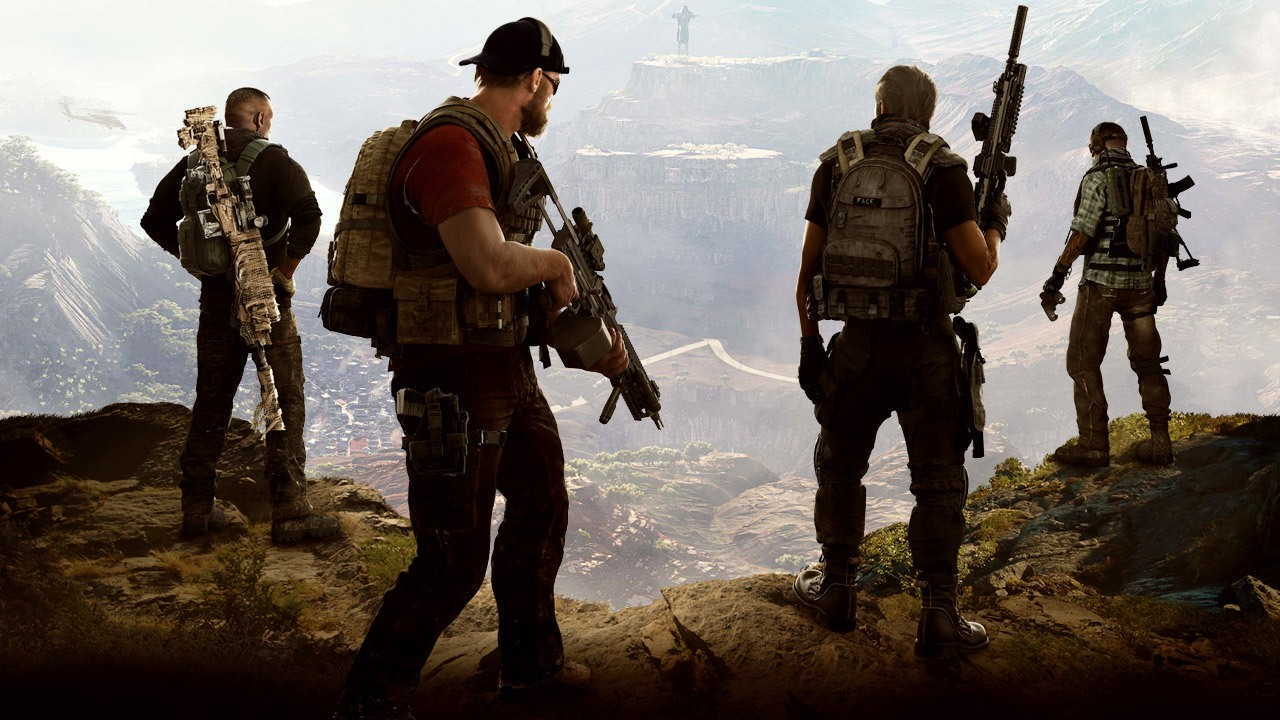 Foto de Ghost Recon: Wildlands segue no topo das vendas no Reino Unido