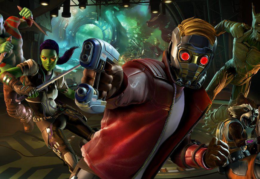 Guardiões da Galaxia da Telltale lança amanhã e tem novo trailer