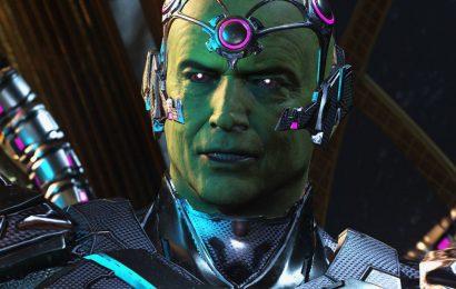 """Brainiac é Apresentado Em Novo Trailer de Injustice 2 """"Alianças Despedaçadas — Parte 5"""""""