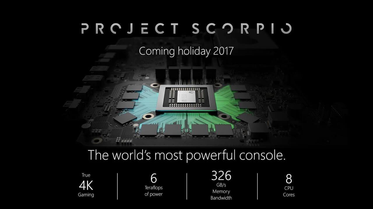 Foto de Rumor: Preço do Project Scorpio é revelado