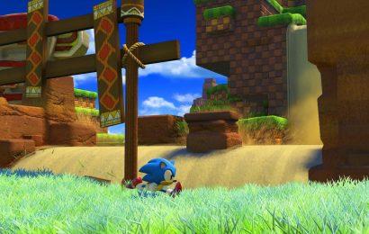 Confira o primeiro gameplay oficial do Sonic clássico em Sonic Forces