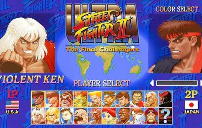 Ultra Street Fighter 2: The Final Challengers ganha novo trailer mostrando todas novidades