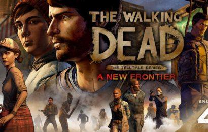 Data para The Walking Dead: A New Frontier Ep.4 é anunciada. Veja novo trailer