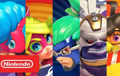 Tudo sobre ARMS do Nintendo Switch: novos lutadores e beta revelados