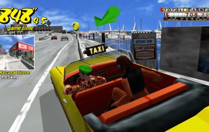Épico jogo Crazy Taxi está de graça para os celulares