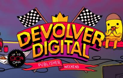 Devolver Digital terá descontos de até 90% na Steam nesse fim de semana