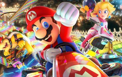 Mario Kart 8 Deluxe domina vendas no Japão com folga