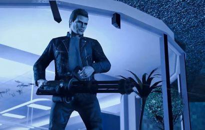 Exterminador do Futuro 2 é recriado em GTA V