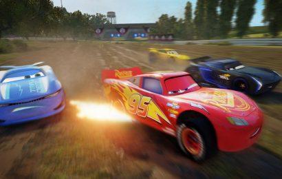Carros 3 ganha trailer de gameplay