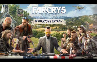 Far Cry 5 foi oficialmente anunciado, confira trailer