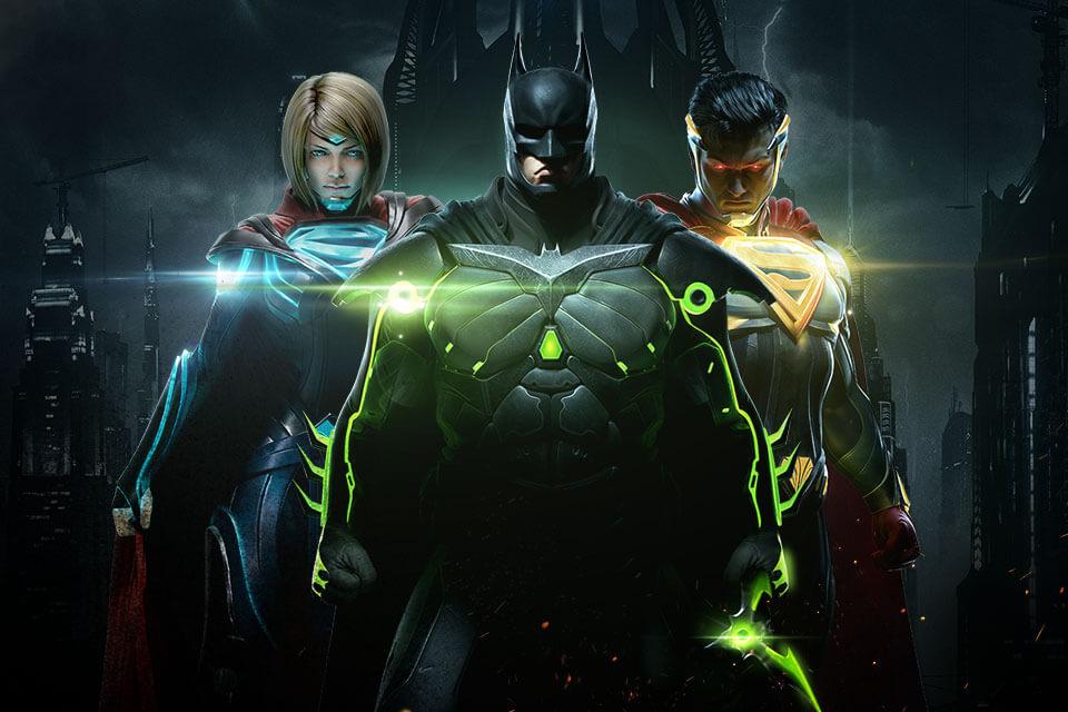 Foto de WB Games anuncia o lançamento de Injustice 2 – Legendary Edition