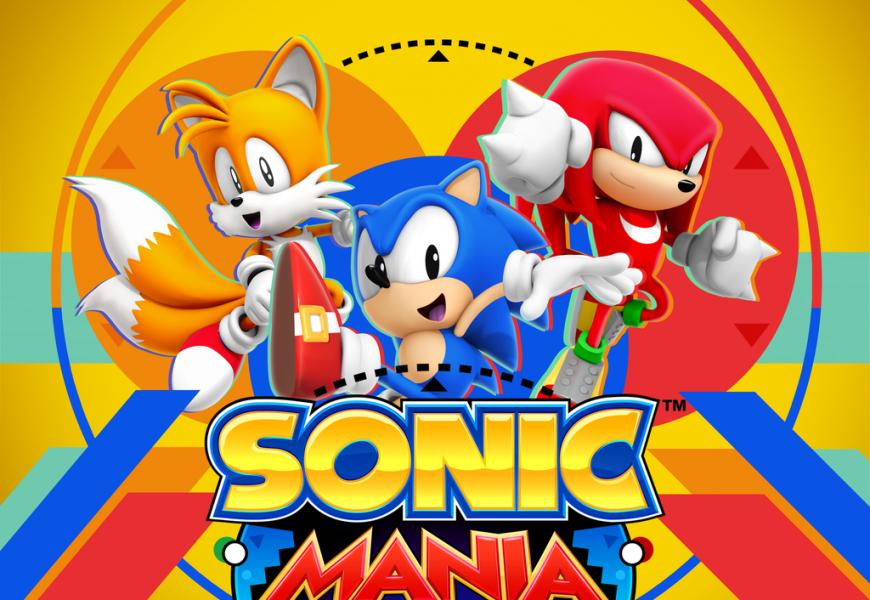 Sonic Mania ganha data de lançamento, preço e trailer emocionante