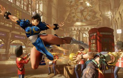 Street Fighter V lidera inscrições no EVO 2017