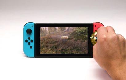 E3 2017: Skyrim para Nintendo Switch terá suporte a amiibo e motion controls