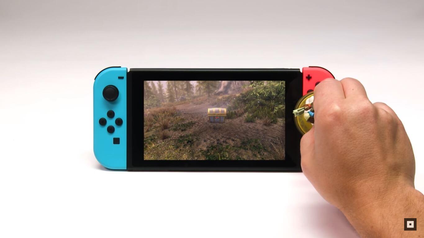 Foto de E3 2017: Skyrim para Nintendo Switch terá suporte a amiibo e motion controls