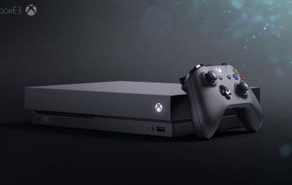 E3 2017: Xbox One X é o nome final do Projeto Scorpio. Saiba o preço, a data de lançamento e mais.