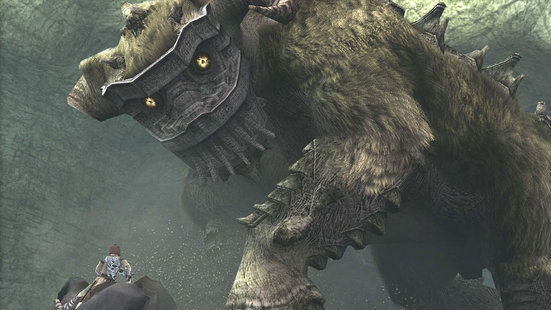 Foto de E3 2017: Remake de Shadow of the Colossus chega em 2018
