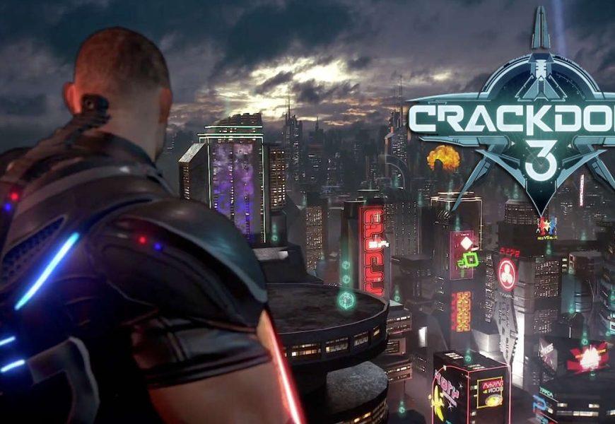 E3 2017: Terry Crews apresenta data de lançamento de Crackdown 3