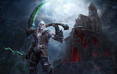 Diablo 3: The Rise of the Necromancer sai esse mês e tem preço definido