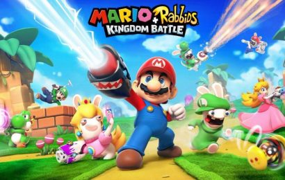 Novo trailer de Mario + Rabbids Kingdom Battle é divulgado