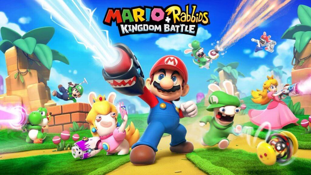 Foto de Novo trailer de Mario + Rabbids Kingdom Battle é divulgado