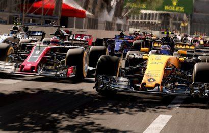 F1 2017 recebe novo trailer de gameplay – Nascido para… Fazer história