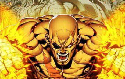 Sagat, de Street Fighter, receberá uma HQ própria