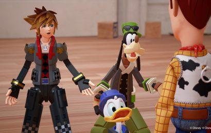 Kingdom Hearts III será lançado em 2018 e ganhará mundo de Toy Story