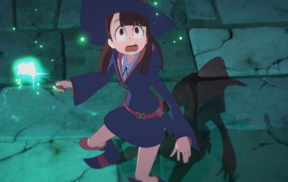 Little Witch Academia: Chamber of Time ganha novo trailer