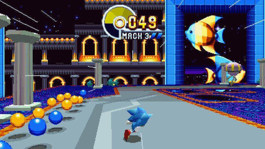 Sonic Mania tem estágios especiais e música tema confirmados
