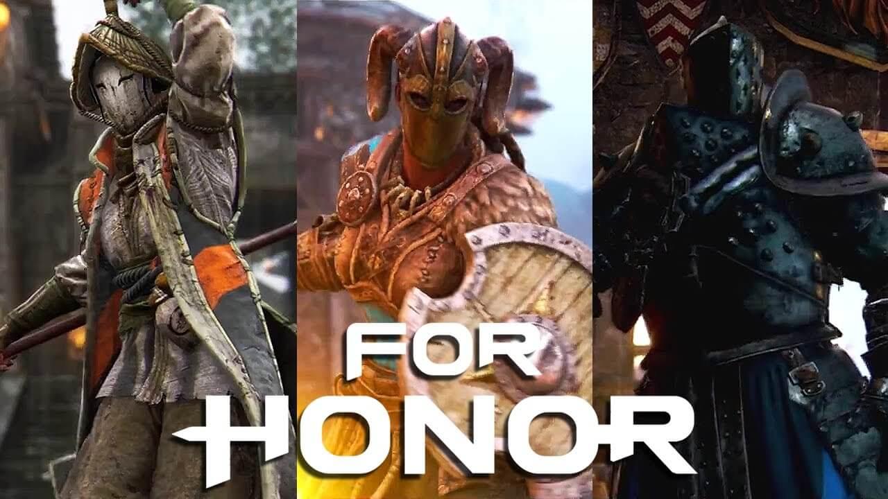 Foto de Ubisoft e ESL iniciam o primeiro campeonato de For Honor