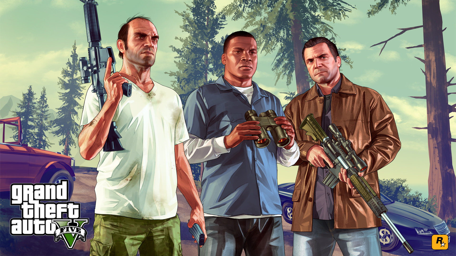 Foto de Take-Two revela potencial em remasters de GTA