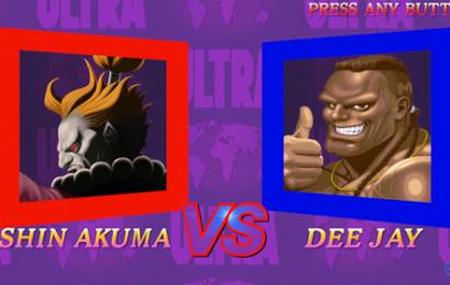 Veja como desbloquear Shin Akuma em Ultra Street Fighter II