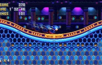 Análise: Sonic Mania é uma carta de amor aos fãs