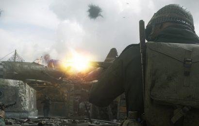 Jogadores já podem fazer o pré-download do Beta Aberto de Call of Duty:WWII