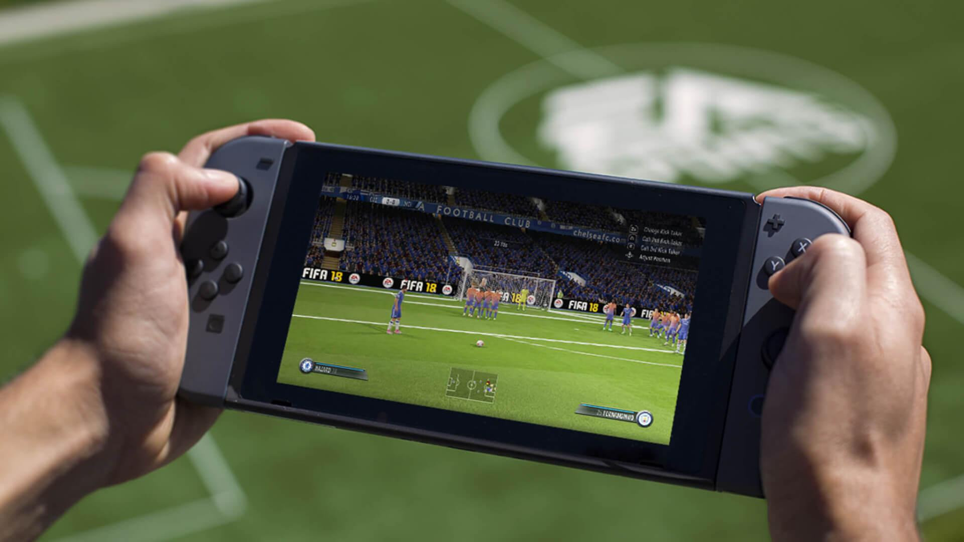 Foto de Switch crava terceiro mês no topo de vendas na terra do Xbox