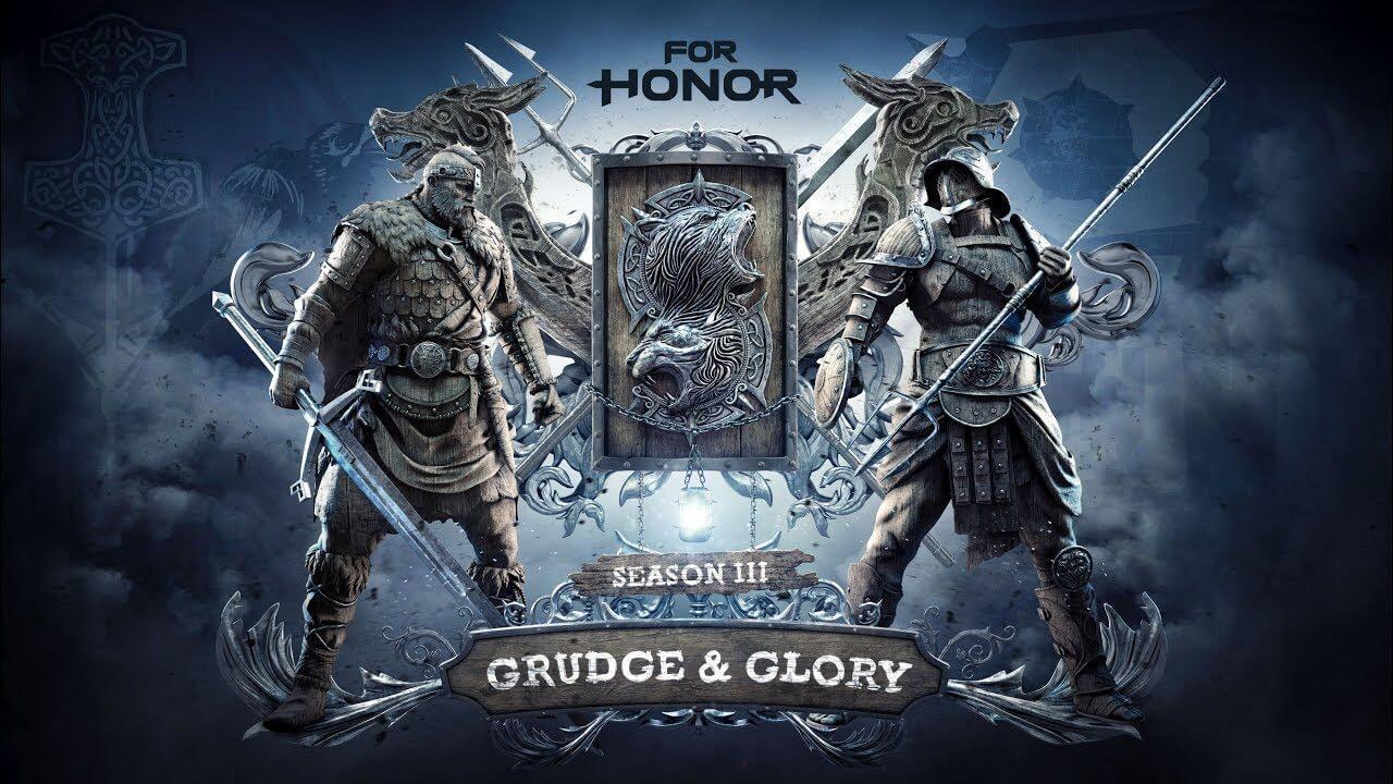 """Foto de For Honor: Terceira temporada, """"Rancor e Glória"""", será lançada gratuitamente amanhã"""