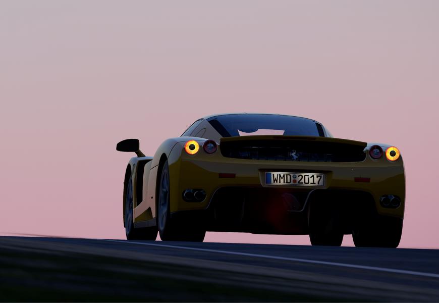 Ferrari estará em peso em Project Cars 2