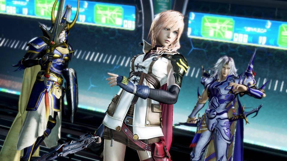 Foto de Novo personagem de Dissidia Final Fantasy NT será revelado em breve