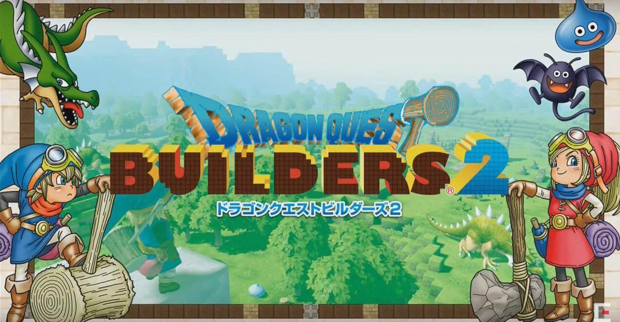 """Foto de Dragon Quest Builders 2 recebe nova """"Jumbo Demo"""""""