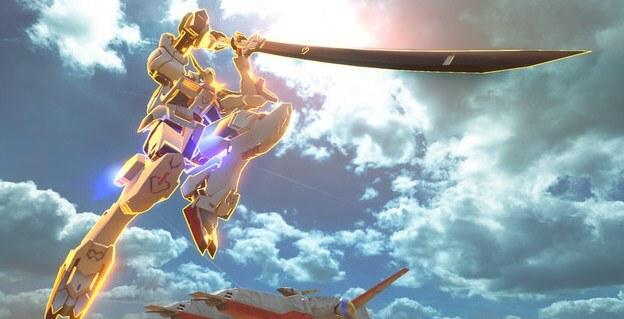 Foto de Preview: Gundam Versus mostra o auge da franquia