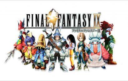 Final Fantasy IX já está disponível para Switch e Xbox One. Final Fantasy VII chega em Março